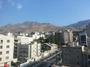 Alborz Mountains, North Tehran