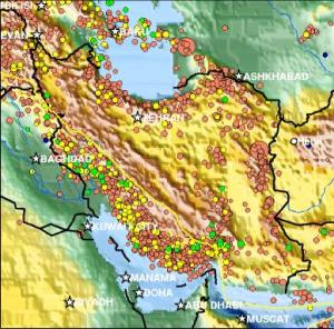 iran-fault-activity