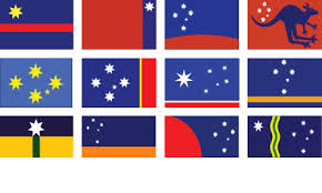 alternative aust flags